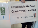Round Table on Responsible Soy (RTRS) Roundup Greenwash